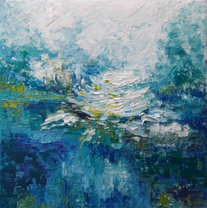 Water Lilly 50x50x4_2018.06.